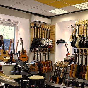 Музыкальные магазины Арамиля